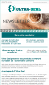 Ultra-Seal newsletter